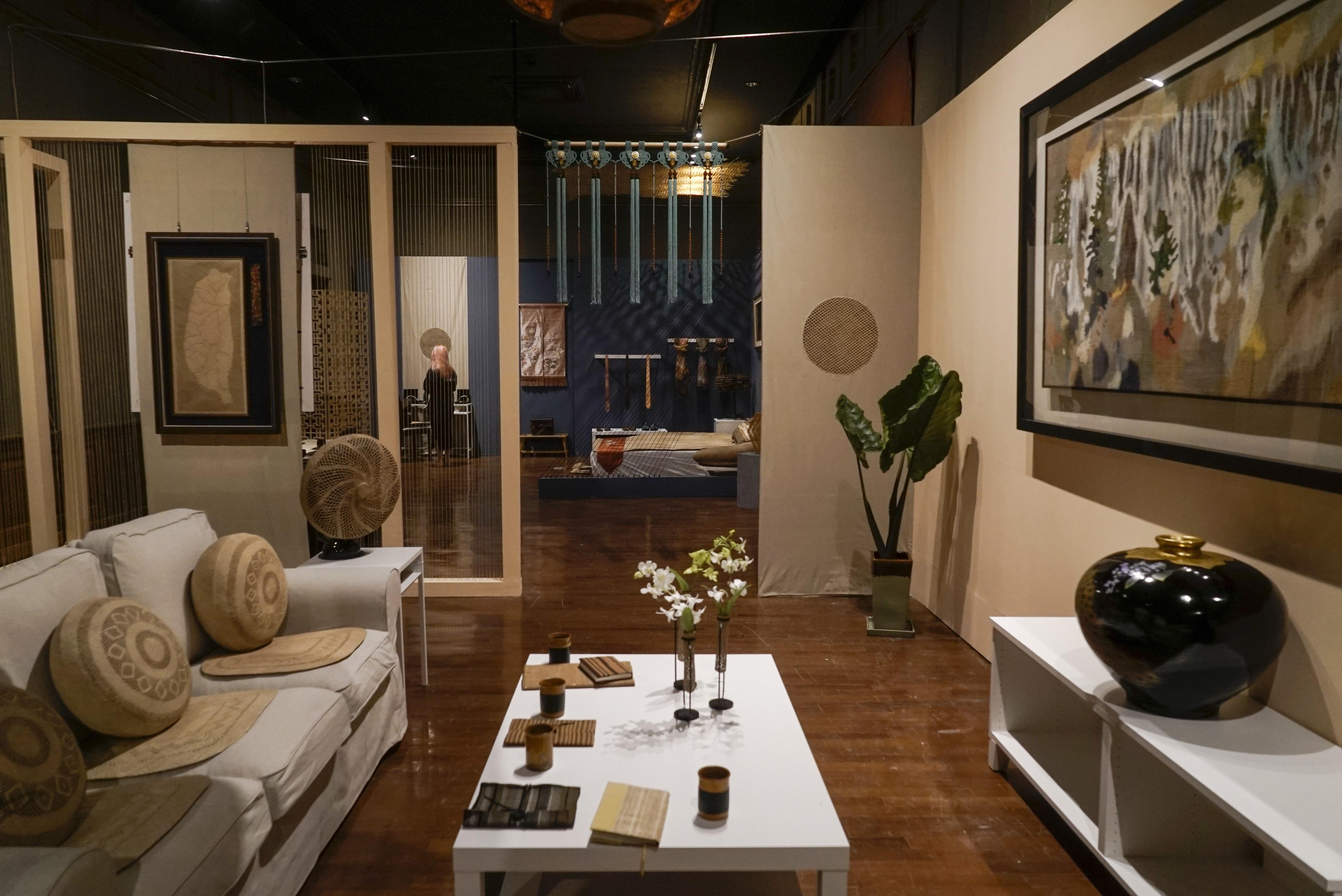 泰國清邁設計週展出臺灣傳統工藝於當代生活的實踐
